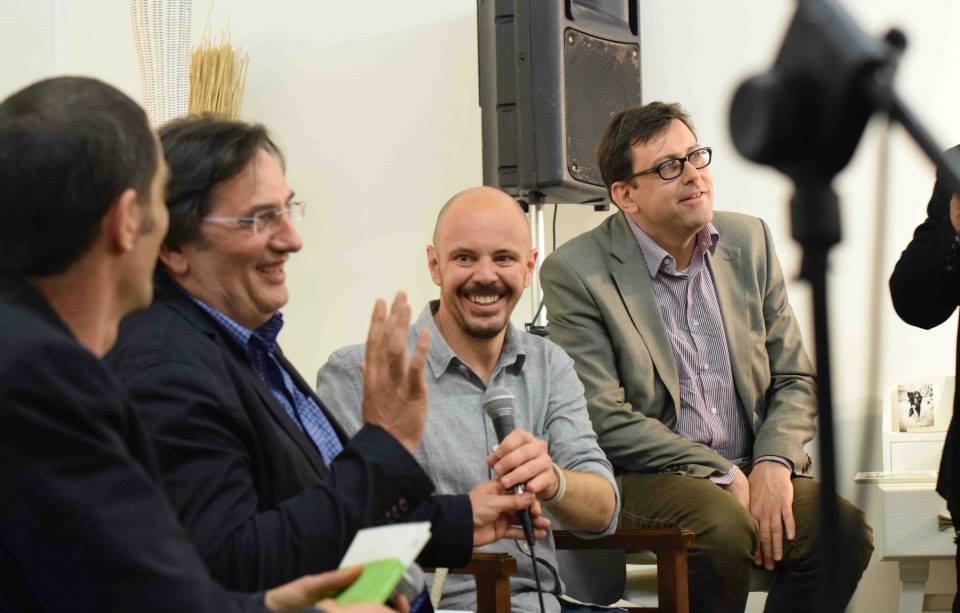 """Un'intera settimana dedicata alla parola, tanti scrittori con Assemblea Teatro negli spazi di Chave Arredamenti nel mese che Torino dedica al """"libro"""""""