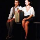Simone Castano e Valentina D'Andrea_Con Amore, Marc e Bella Chagall_Teatro Studio Uno dal 22 al 27 aprile_foto1