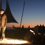 renzo Sicco presenta insieme all'Assessore alla cultura di Matosinhos