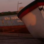 Le barche che ci sono state imprestate