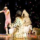 Gennaio _ La poesia scoppiettante de DOVE VANNO A FINIRE I PALLONCINI per aprire un nuovo anno sul palcoscenico.