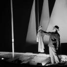 Rui Spranger in scena. Foto: Paulo Balreira