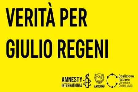 Verità per Giulio Regeni e libertà per Ahmed Abdallah