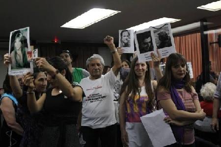 Condanne ai militari per i crimini commessi durante la dittatura in Argentina