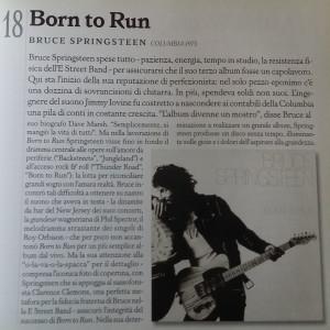 Bruce Springsteen -Born to run
