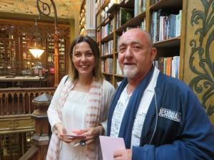 Renzo Sicco con Maria Bochicchio