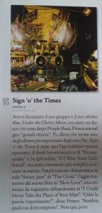Prince - Sign o' th times