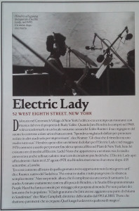 Electric Lady_Jimi Hendrix