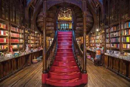 Una libreria come simbolo della città