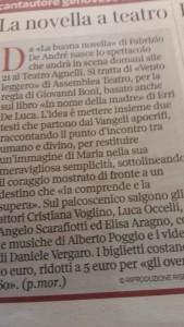 GdP Corriere del 09/01/2019