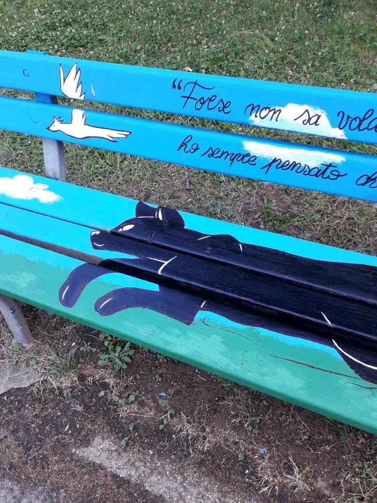 La panchina di Luis-Rivalta-lug2020-3