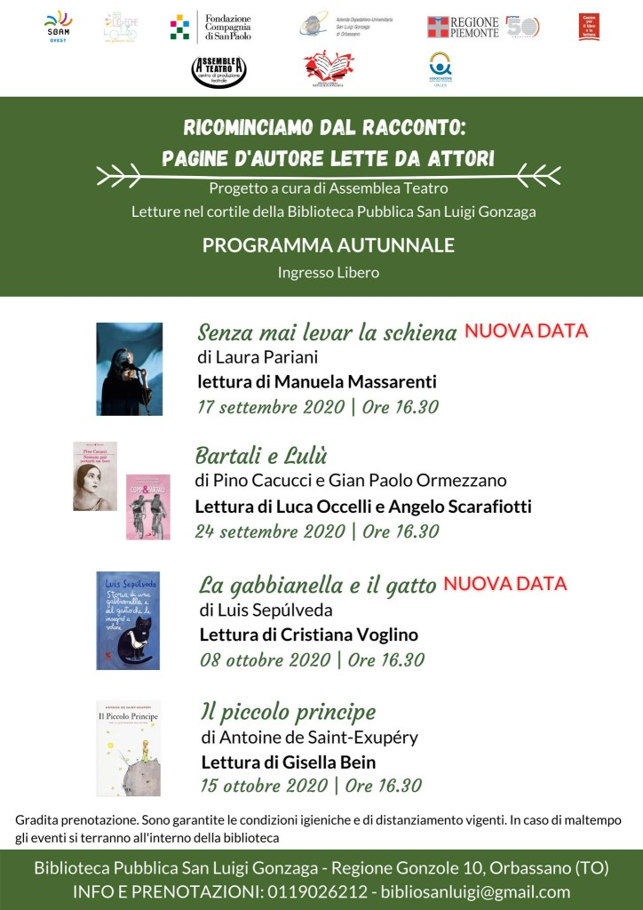 AT-letture ORBASSANO NEW