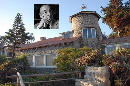 Le case di Neruda-mostra-ROLLING